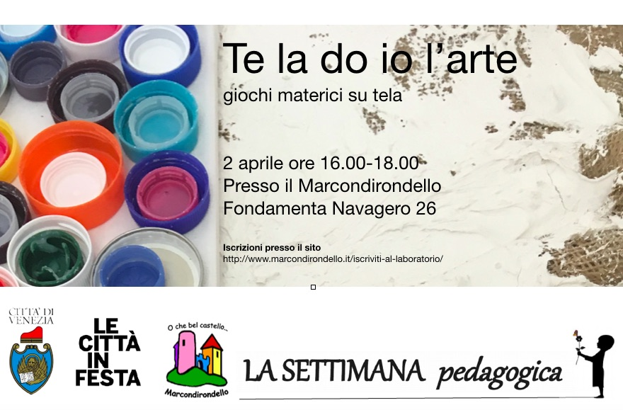 Copia di te la do io l'arte